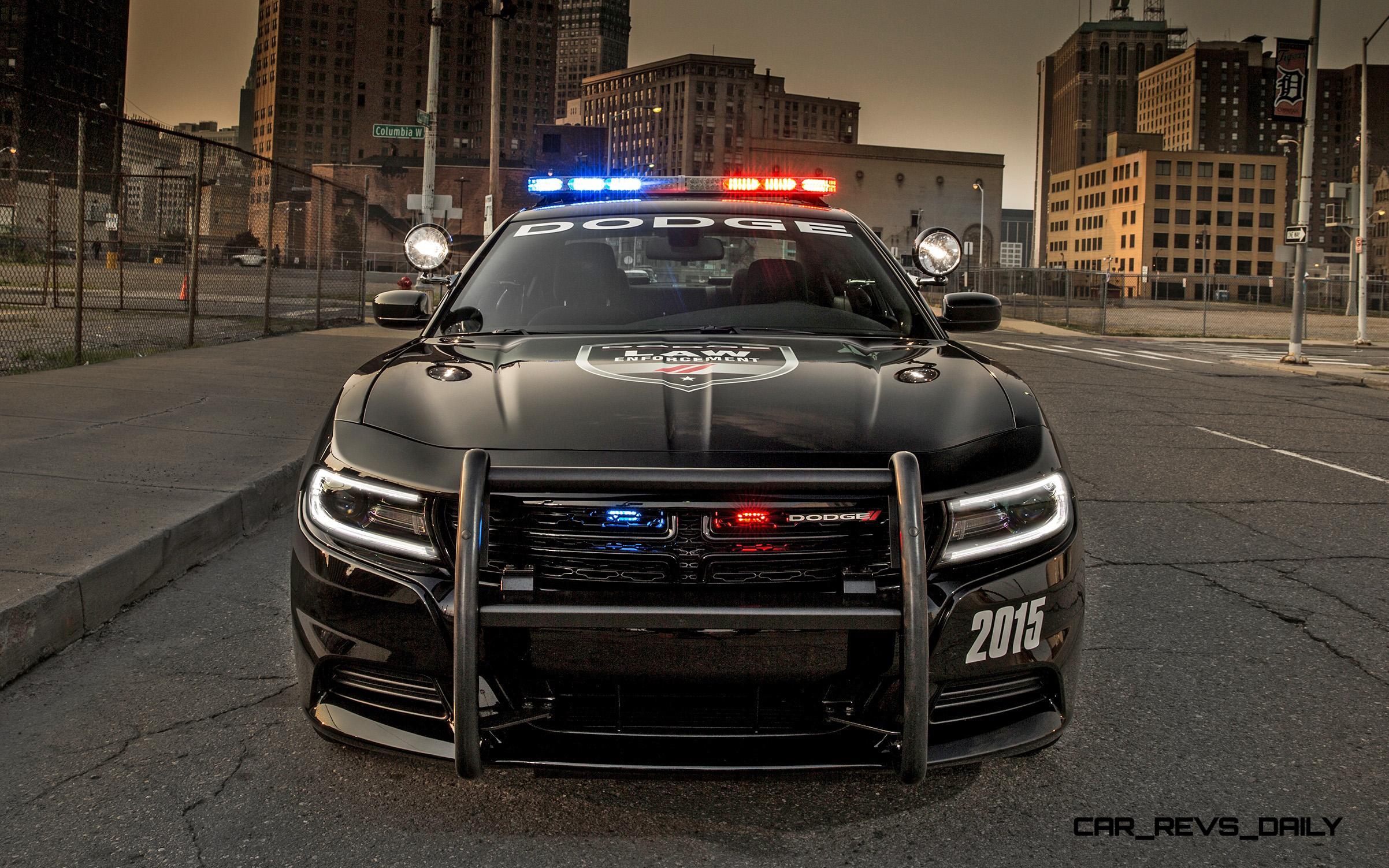 2015 Dodge Charger Pursuit ?