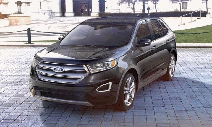2015 FORD EDGE Magnetic grey gif1