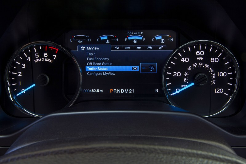 10 Driver Friendly Features on the 2015 F-150