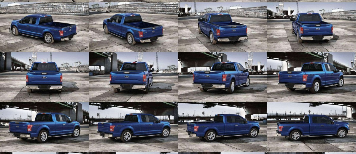 2015 FORD F-150 38
