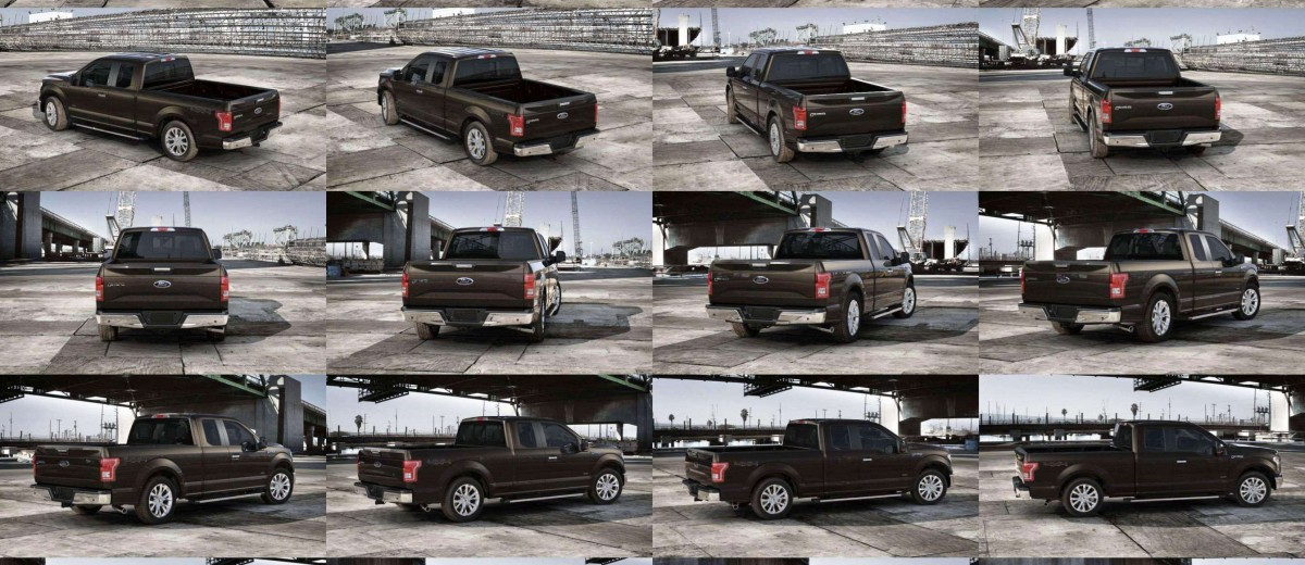 2015 FORD F-150 40