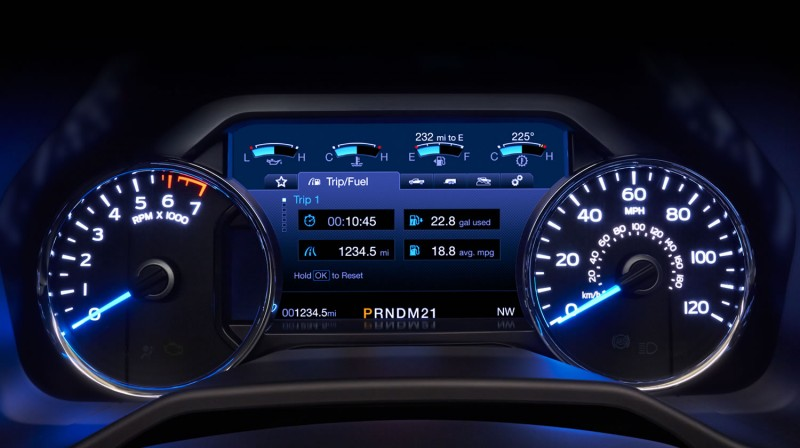 2015 FORD F-150 45
