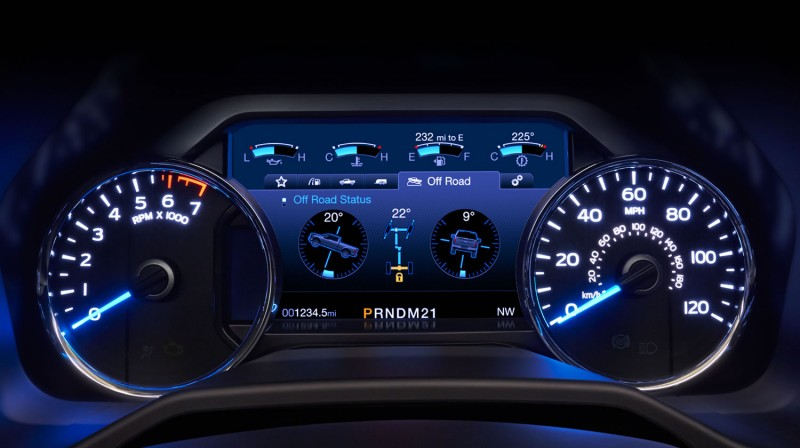 2015 FORD F-150 48