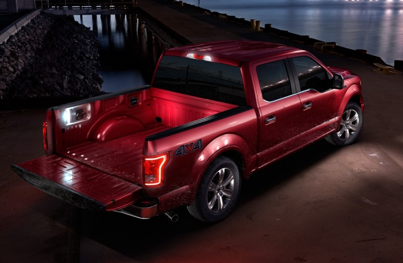 2015 FORD F-150 50