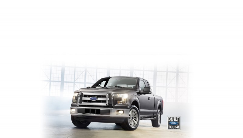 2015 FORD F-150 55