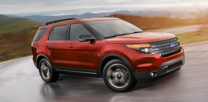 2015 Ford Explorer Xlt Appearance Pack Adds 2 0l Turbo