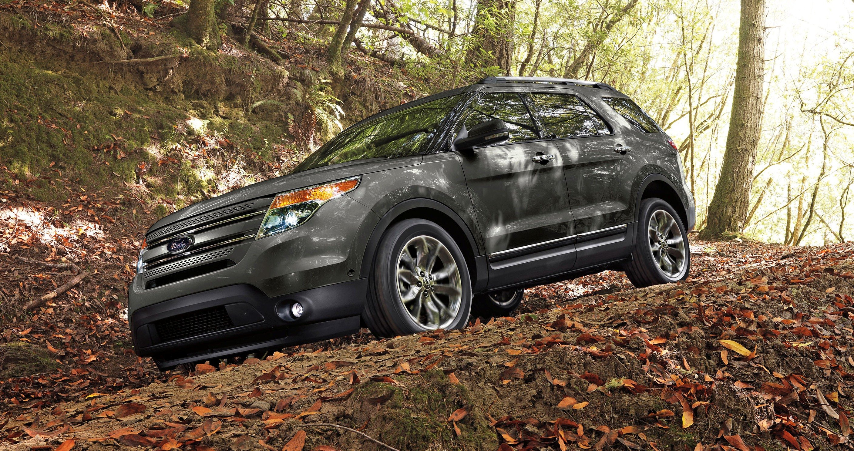 2015 ford explorer xlt appearance pack - Ford Explorer Black 2015