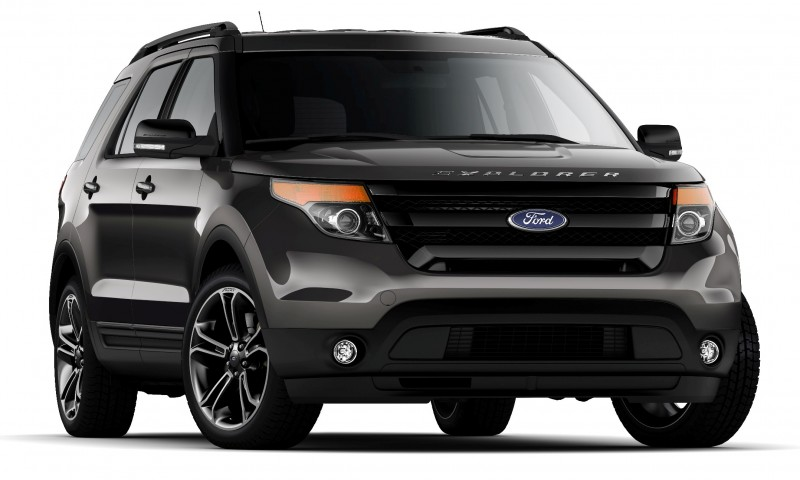 2015 ford explorer xlt appearance pack adds 2 0l turbo. Black Bedroom Furniture Sets. Home Design Ideas