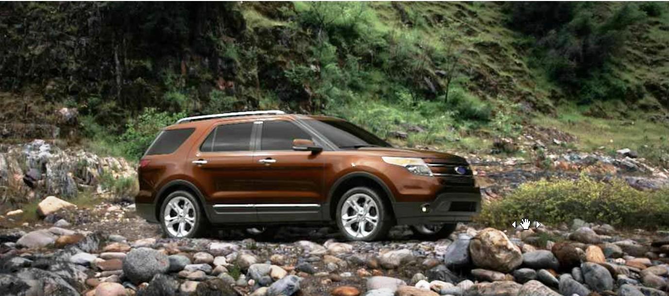 2015 Ford Explorer Brings EcoBoost 2