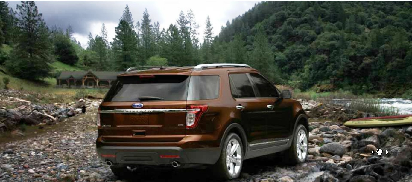 2015 Ford Explorer Brings EcoBoost 2