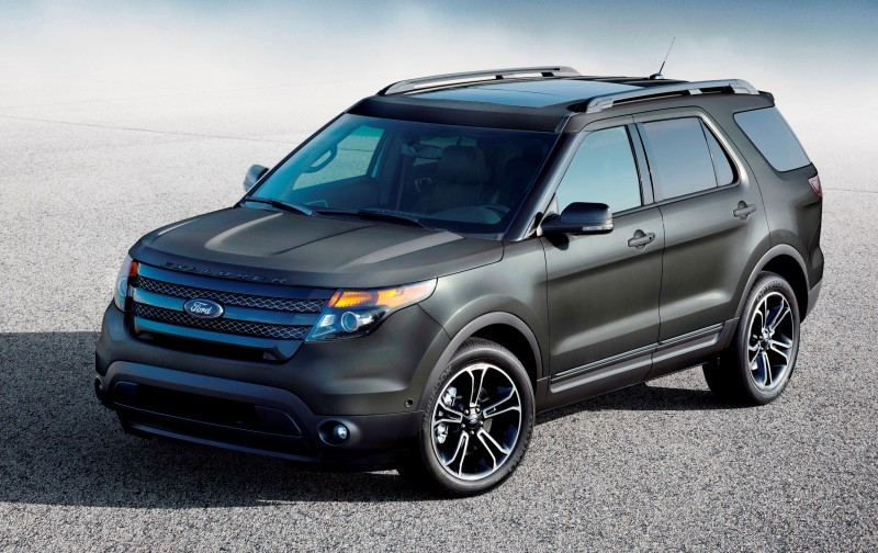 2015 ford explorer xlt appearance pack adds 20l turbo big wheels and - Ford Explorer Sport 2015 Magnetic