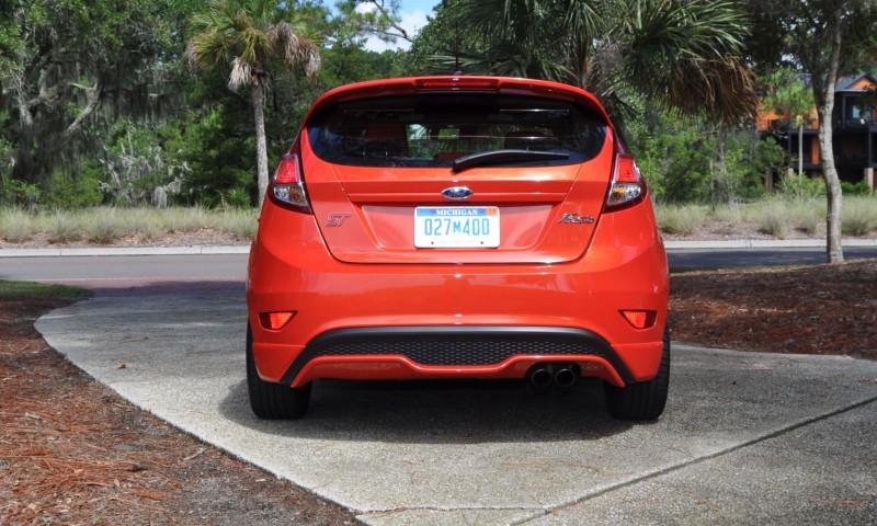 2015 Ford Fiesta ST 1