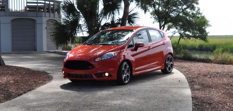 2015 Ford Fiesta ST 19