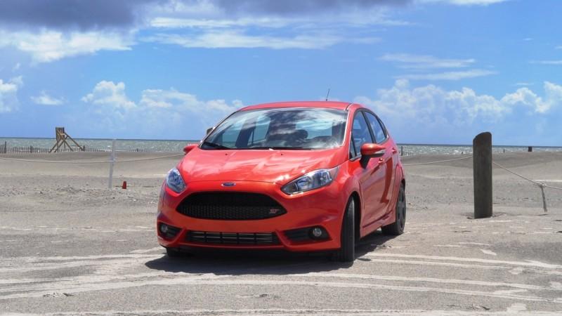 2015 Ford Fiesta ST 20