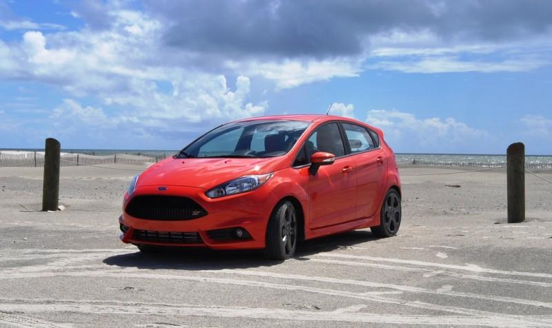 2015 Ford Fiesta ST 21