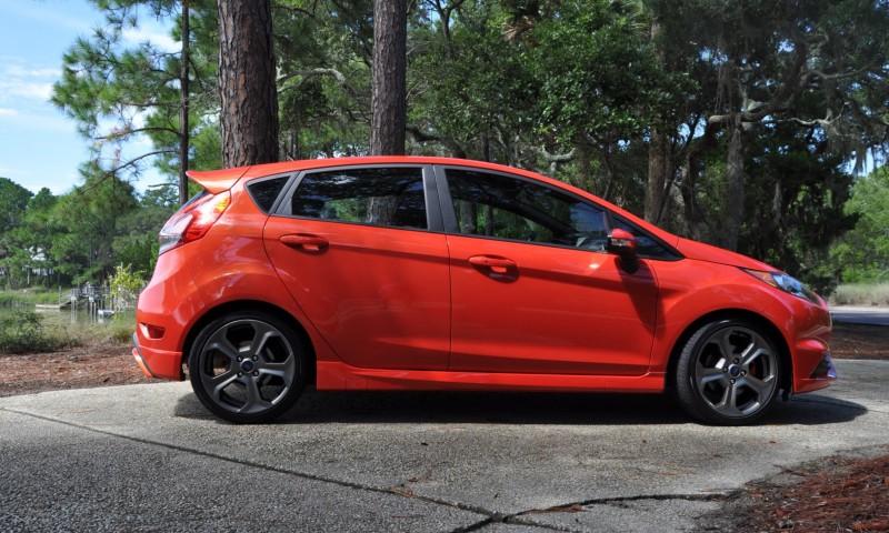 2015 Ford Fiesta ST 4