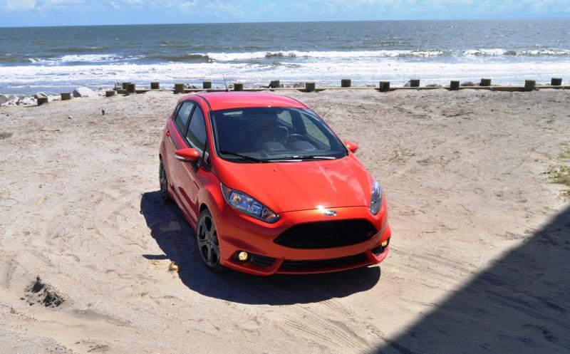 2015 Ford Fiesta ST 49