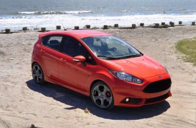 2015 Ford Fiesta ST 50