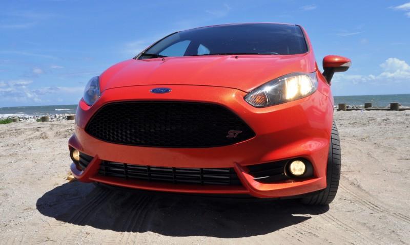 2015 Ford Fiesta ST 57
