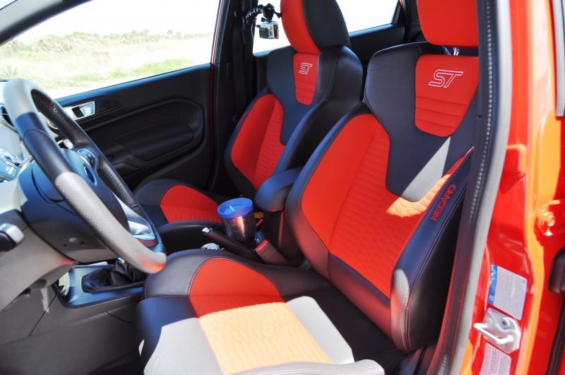 2015 Ford Fiesta ST 60