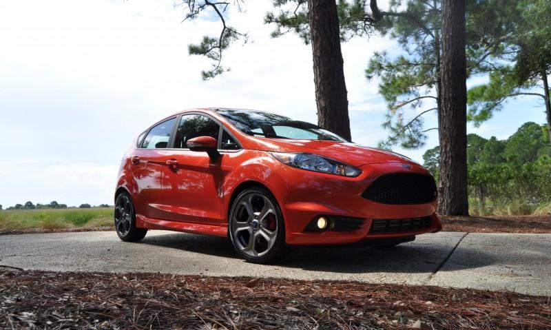 2015 Ford Fiesta ST 7