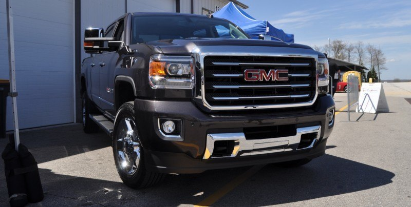 2015 GMC Sierra All Terrain HD 1