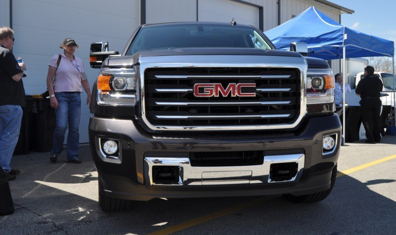 2015 GMC Sierra All Terrain HD 2