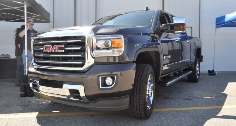 2015 GMC Sierra All Terrain HD 4