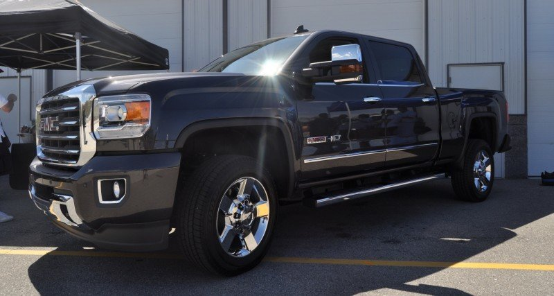 2015 GMC Sierra All Terrain HD 5