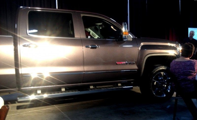2015 GMC Sierra All Terrain HD 8