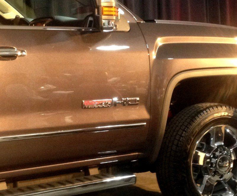 2015 GMC Sierra All Terrain HD 9