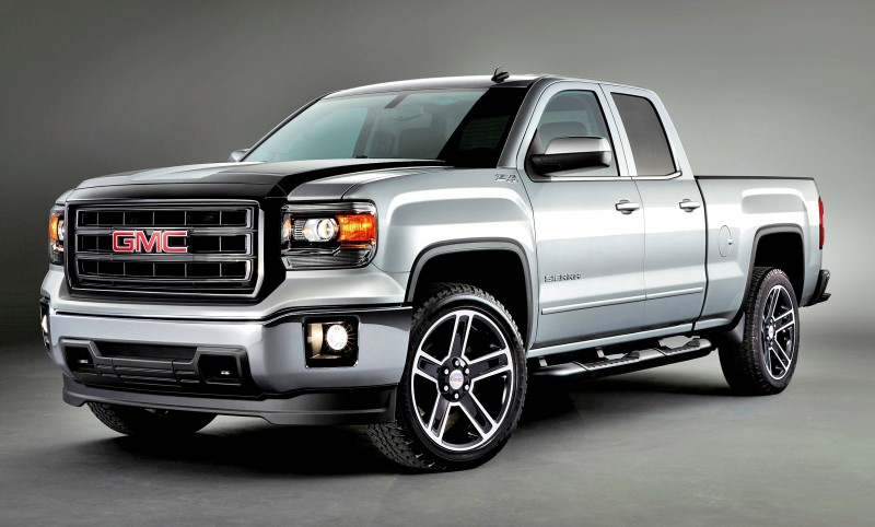 2015 GMC Sierra ELEVATION and CARBON Editions Bring Top ...