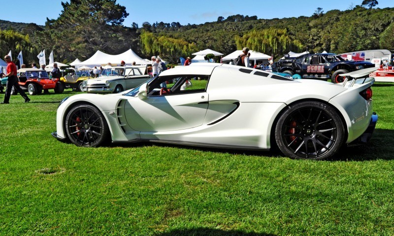 2015 Hennessey Venom GT - Worlds Fastest Edition in 69 All-New Photos From The Quail  12