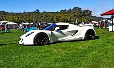 2015 Hennessey Venom GT - Worlds Fastest Edition in 69 All-New Photos From The Quail  13