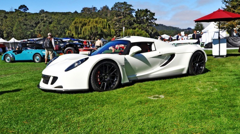 2015 Hennessey Venom GT - Worlds Fastest Edition in 69 All-New Photos From The Quail  15