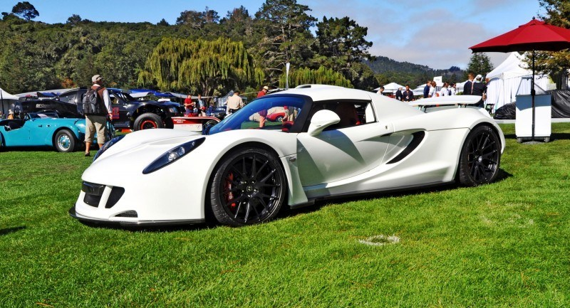 2015 Hennessey Venom GT - Worlds Fastest Edition in 69 All-New Photos From The Quail  16