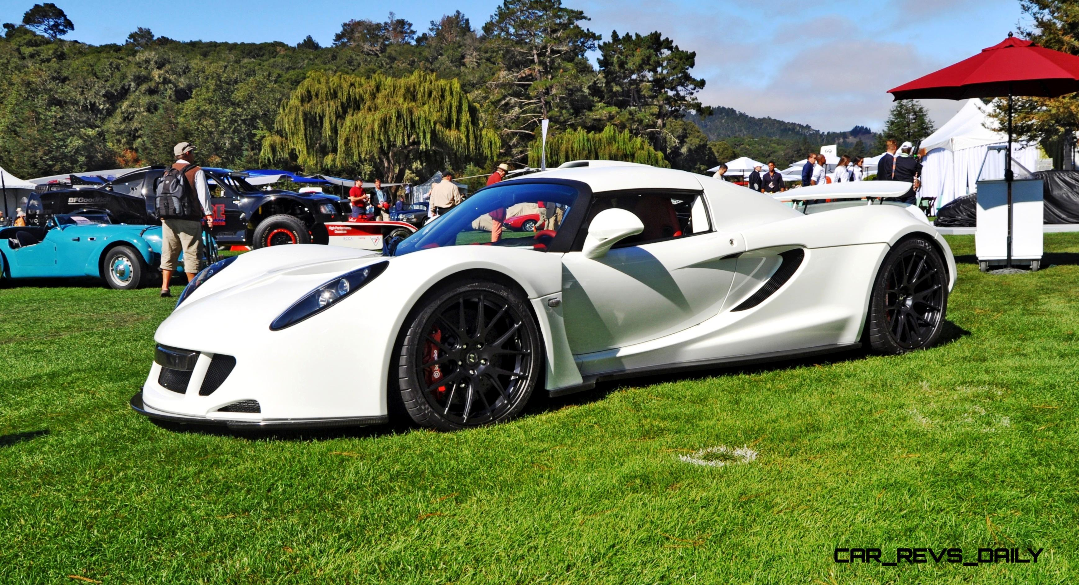 2015 hennessey venom gt worlds fastest edition in 69 all new photos from the quail 16. Black Bedroom Furniture Sets. Home Design Ideas