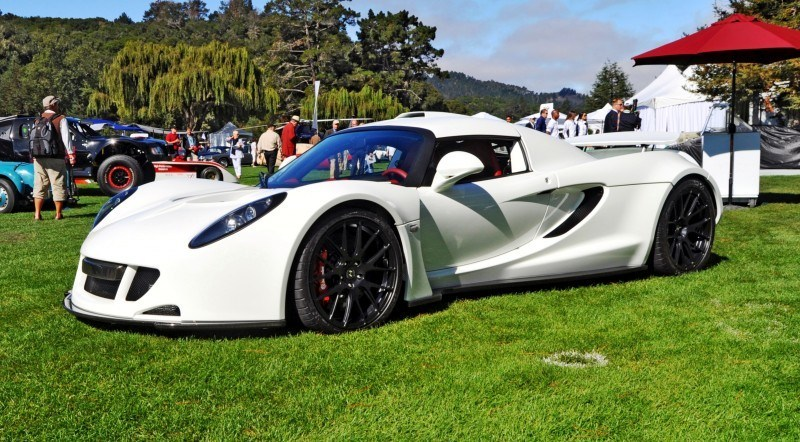 2015 Hennessey Venom GT - Worlds Fastest Edition in 69 All-New Photos From The Quail  18