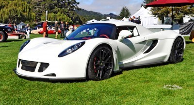2015 Hennessey Venom GT - Worlds Fastest Edition in 69 All-New Photos From The Quail  20