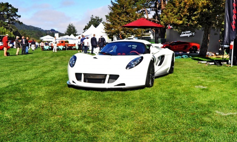 2015 Hennessey Venom GT - Worlds Fastest Edition in 69 All-New Photos From The Quail  25