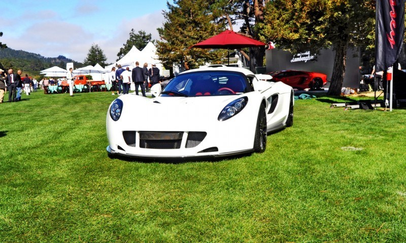 2015 Hennessey Venom GT - Worlds Fastest Edition in 69 All-New Photos From The Quail  26