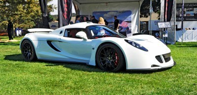 2015 Hennessey Venom GT - Worlds Fastest Edition in 69 All-New Photos From The Quail  43