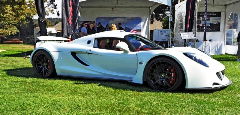 2015 Hennessey Venom GT - Worlds Fastest Edition in 69 All-New Photos From The Quail  45