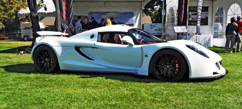 2015 Hennessey Venom GT - Worlds Fastest Edition in 69 All-New Photos From The Quail  46