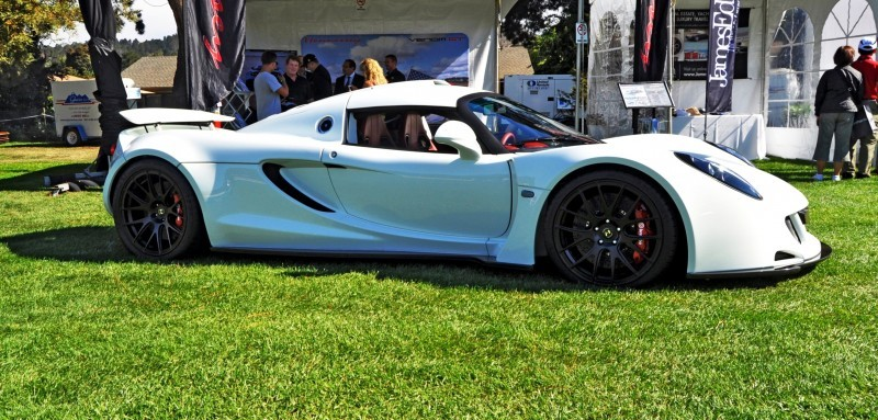 2015 Hennessey Venom GT - Worlds Fastest Edition in 69 All-New Photos From The Quail  47