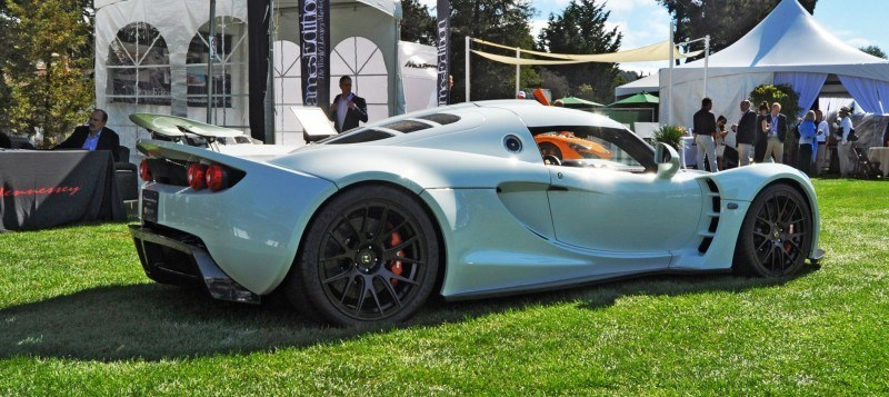 2015 Hennessey Venom GT - Worlds Fastest Edition in 69 All-New Photos From The Quail  5