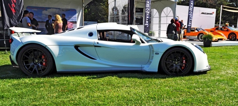 2015 Hennessey Venom GT - Worlds Fastest Edition in 69 All-New Photos From The Quail  52