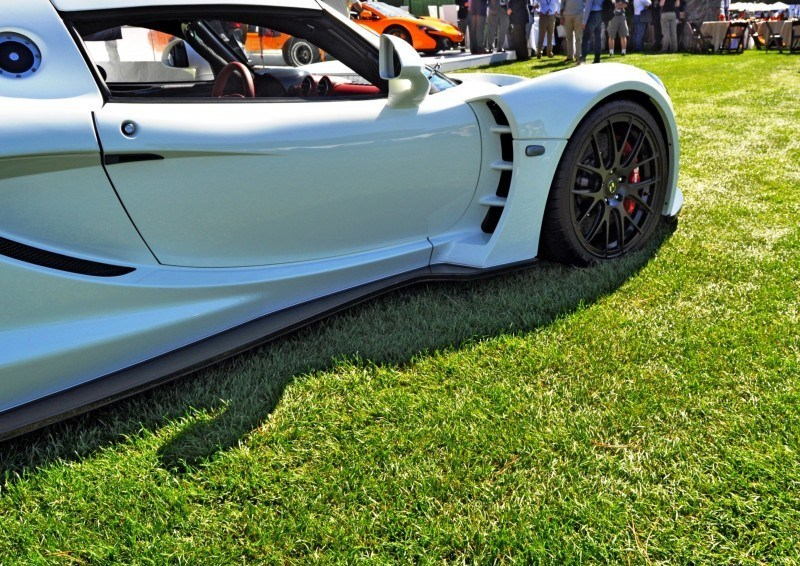 2015 Hennessey Venom GT - Worlds Fastest Edition in 69 All-New Photos From The Quail  53