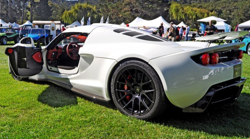 2015 Hennessey Venom GT - Worlds Fastest Edition in 69 All-New Photos From The Quail  59