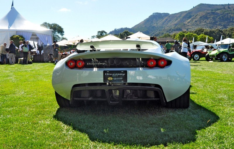2015 Hennessey Venom GT - Worlds Fastest Edition in 69 All-New Photos From The Quail  6